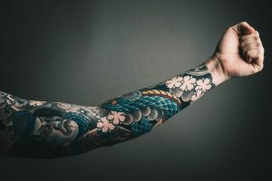 tattoo sleeve arm